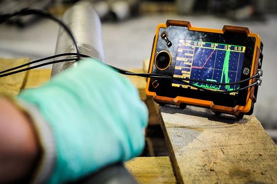 thickness gauge calibration, magnetic yoke calibration